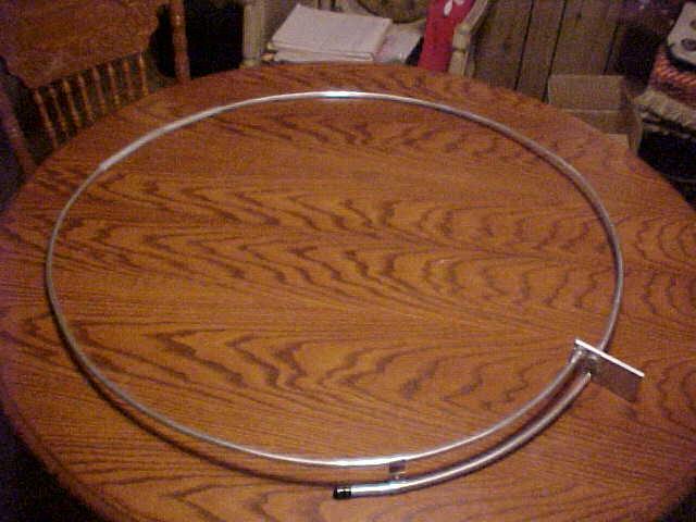 6 Meter Halo Antenna Design - Iw5edi Simone